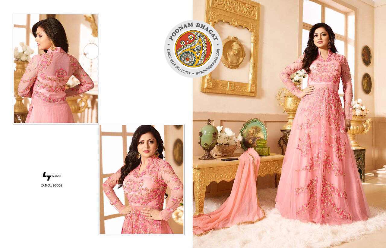479ebdcea34 NITYA SUITS Vol.90 (Stylish Designer Heavy Embroidered Party Wear ...
