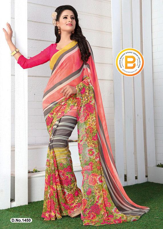 Bandhan Sale Sarees Under Rs 1000 Poonam Bhagat